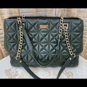 Nice Large Kate Spade Black Bag